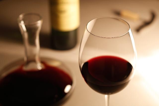 黒酢ワイン