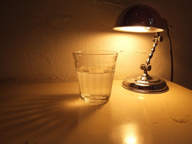 水分を摂る習慣