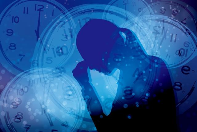 急性のストレスに伴う不眠