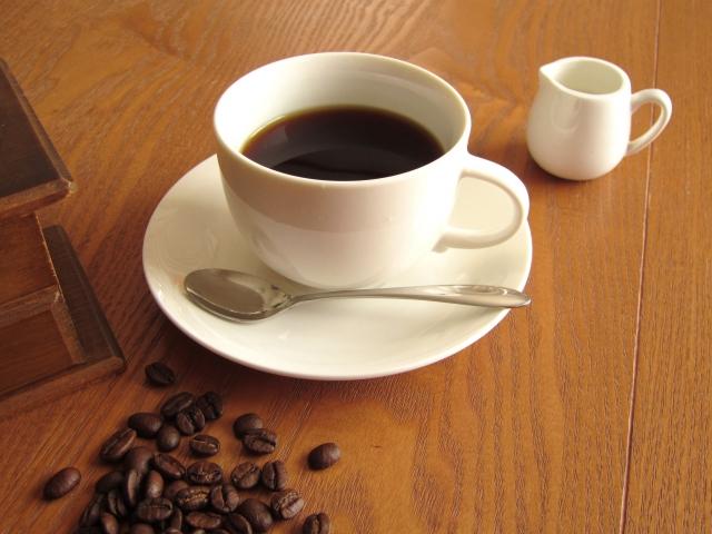 寝る直前にカフェイン飲料