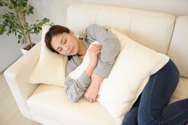 昼寝の方法