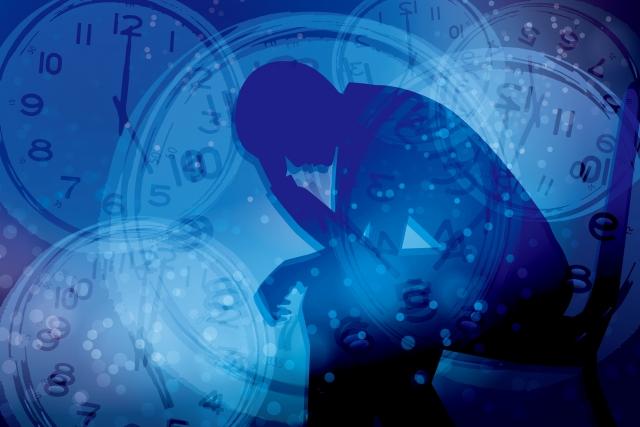不眠症と睡眠負債