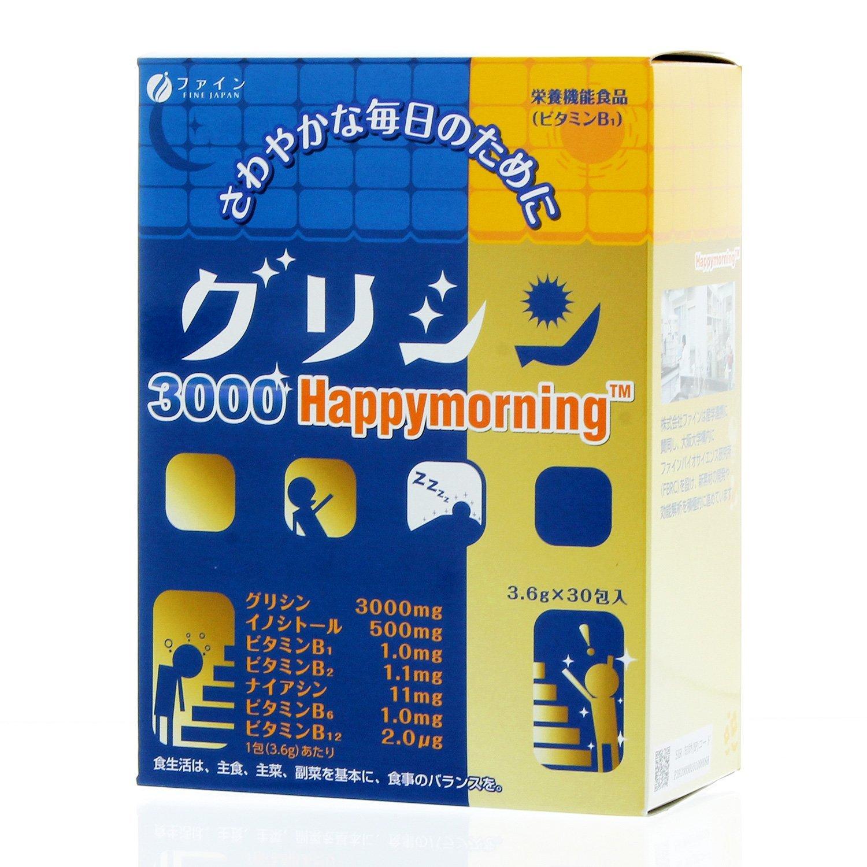 グリシン3000ハッピーモーニング